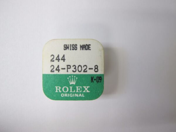 ROLEX GOLD SCREW DOWN BOTTOM 18K FOR REF.62636265 NEW OLD STOCK