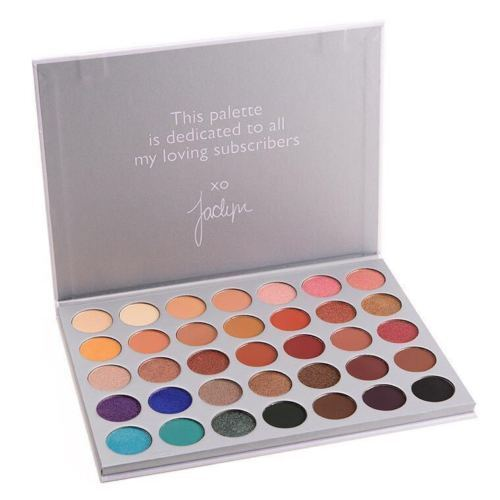 New 💝Limited Edition Jaclyn Hill x Morphe 35 Color Eye shadow Palette US Seller