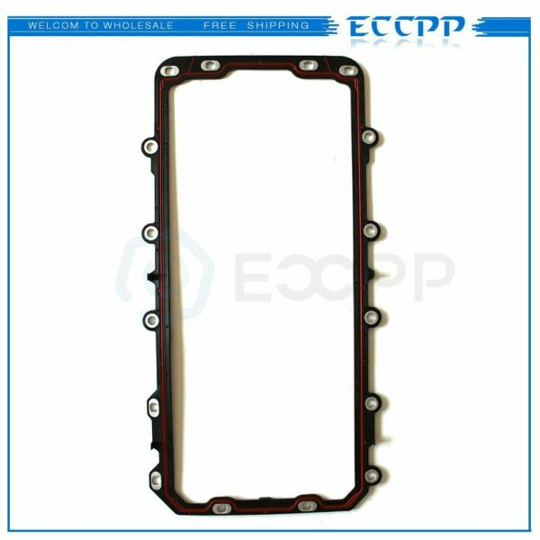 Oil Pan Gasket For 91-16 Ford E150 E250 E350 F150 F250 Lincoln Mercury 4.6L 5.4L