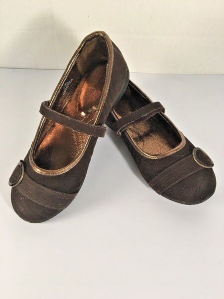 Stride Rite 3 M Darcy Brown Mary Jane New In Box $24.99