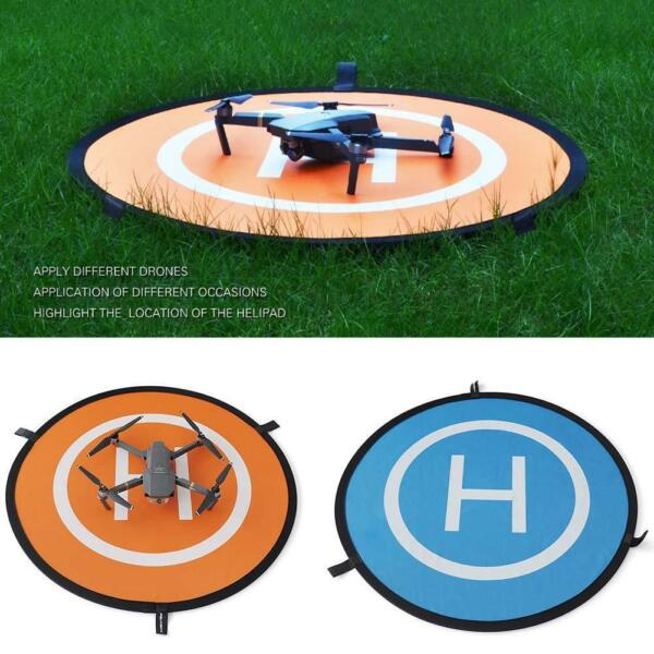 Portable Landing Pad Helipad Waterproof for RC Drones DJI Phantom 4 3Mavic US