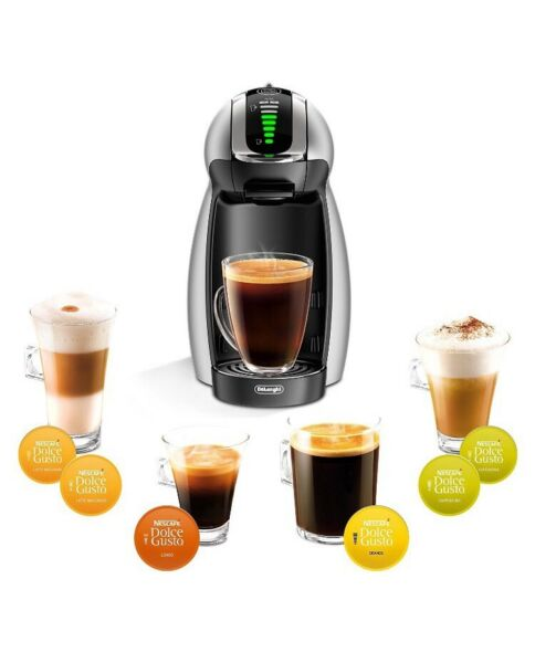 NESCAFÉ Dolce Gusto Genio 2 Coffee Espresso Pod Maker EDG466S SHIP FROM STORE