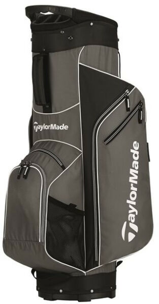 TaylorMade 5.0 Cart Bag Grey/White