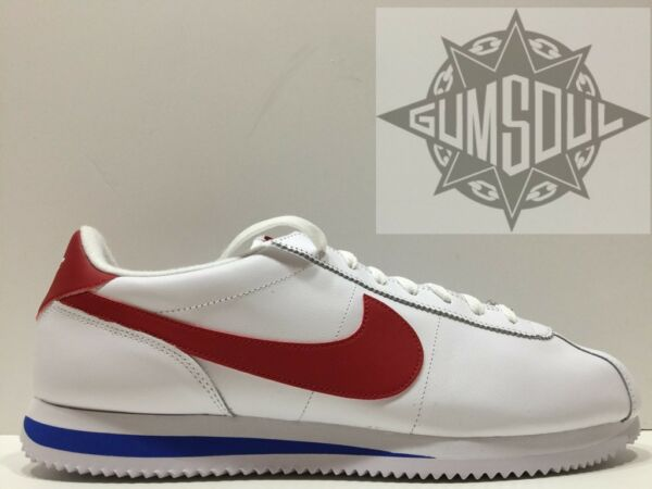 NIKE CORTEZ BASIC LEATHER OG FORREST GUMP CLASSIC RETRO 882254 164 sz 13