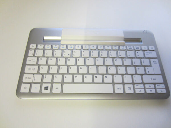 BLUETOOTH KEYBOARD W3-810 -UK Acer Tablet PC Notebook usw