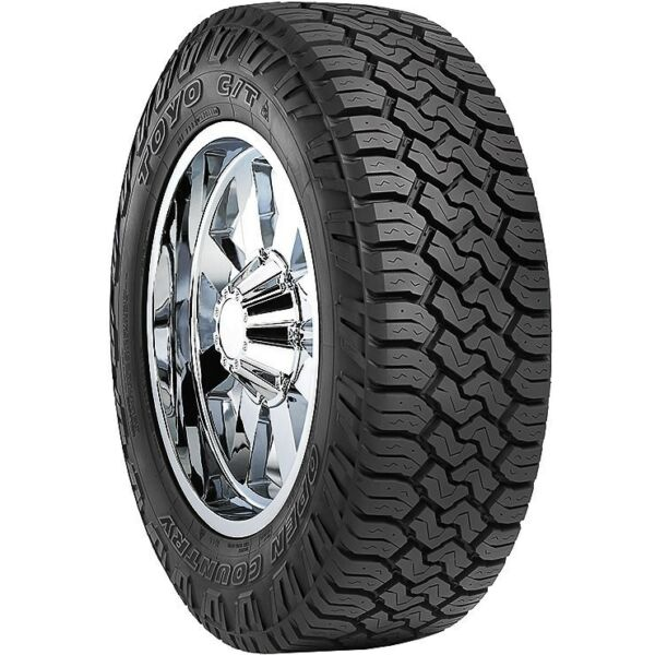 4 NEW LT 245 70 17 Toyo CT 10ply TIRES 70R17 R17 70R COMMERCIAL TRUCK