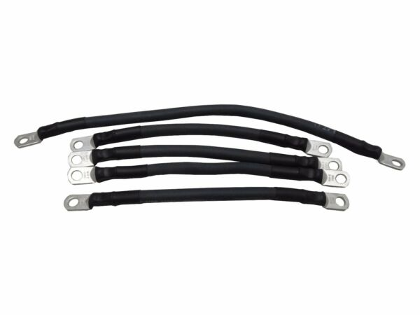 # 4 Awg Golf Cart Battery Cable 5 pc EZGO TXT 94-Up Medalist/TXT 4 gauge
