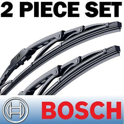 GENUINE BOSCH WIPER BLADES OEM Quality Direct Fit -Size: 22  22  New Set of 2