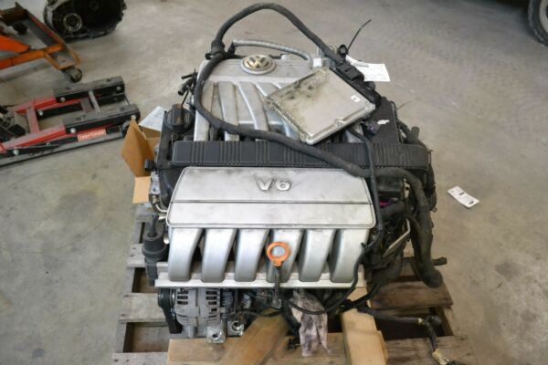 VW 2007 3.6L V6 Complete Engine Swap