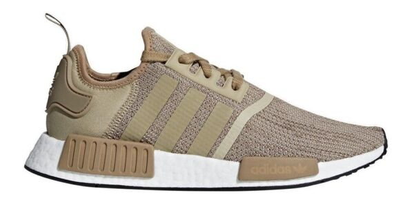 [B79760] New Men's ADIDAS Originals NMD_R1 Sneaker - Gold White
