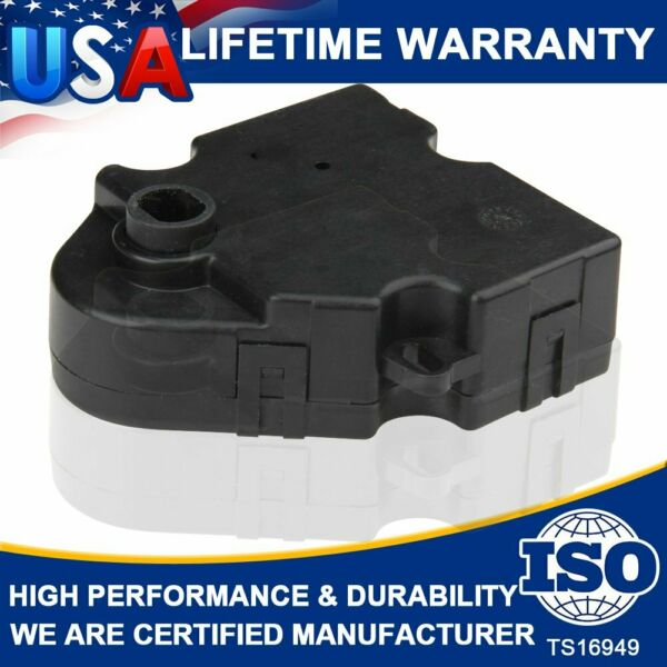 52409974 Heater Air Blend Door Actuator for Chevrolet Impala Cadillac V6 3.6L