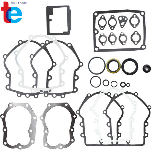 Engine Gasket Set For Briggs & Stratton 495868 Replaces #491856394501393278 CA