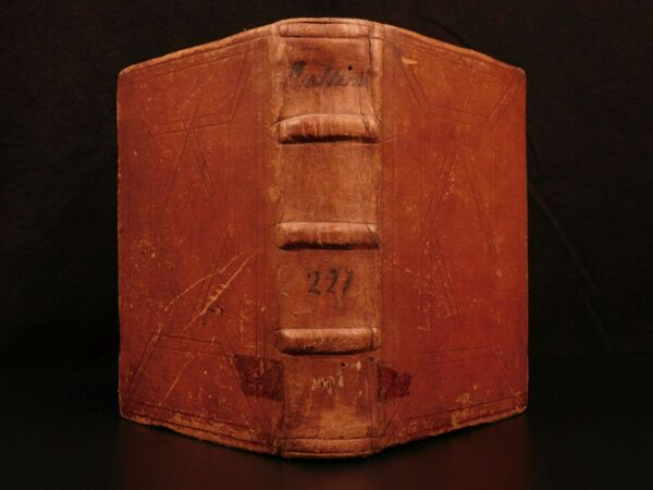 1538 Psalterium Psalms Orthodox Saint Athanasius Vulgate BIBLE & Commentary