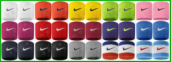NEW Nike Swoosh Wristbands 2-PACK 3