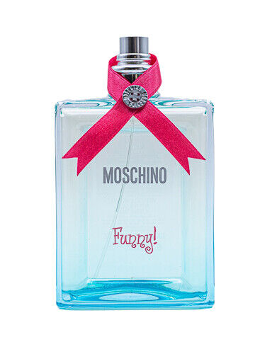 Moschino Funny by Moschino 3.4 oz EDT Perfume for Women Brand New Tester $24.24