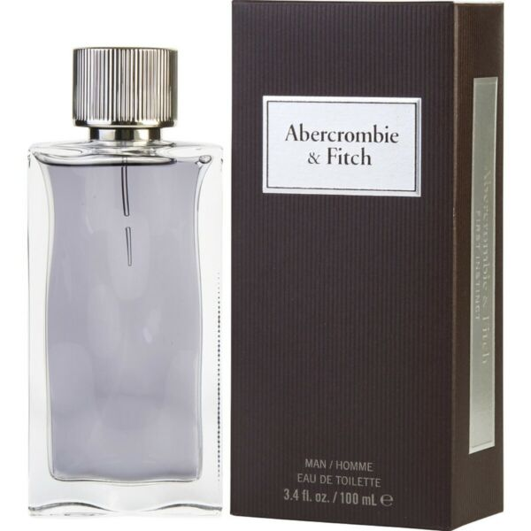 Abercrombie amp; Fitch First Instinct cologne 3.4 3.3 oz EDT New in Box