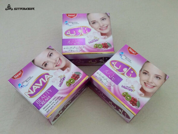 Navia Beauty Cream Natural Original From Pakistan 3 Pieces Free Shipping