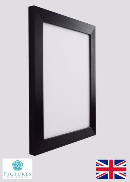 Black Photo Picture Poster Panoramic 28mm Frame 13x13 24x36quot; A1 A2 35x35 60x90cm GBP 55.93