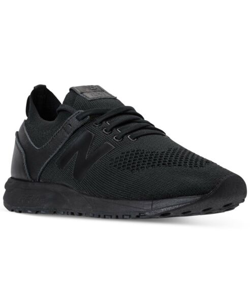 New Balance Men's 247 Deconstructed Casual Sneakers Black MRL247DQ