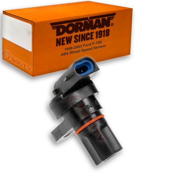 Dorman Rear Center ABS Speed Sensor for Ford F-150 1990-2003 - Anti lock br