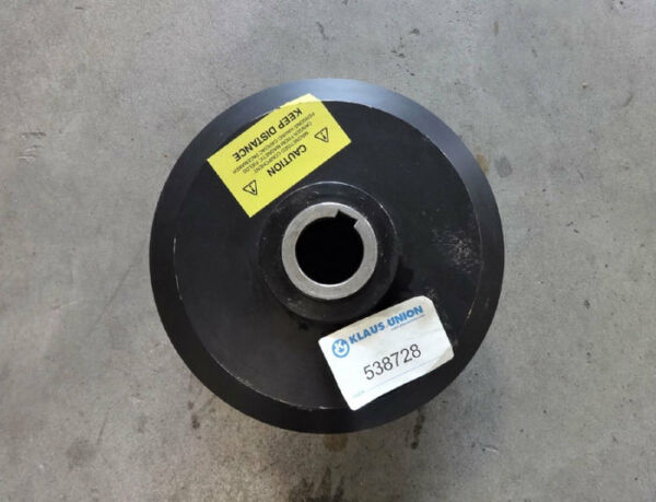 KLAUS UNION OUTER MAGNET CARRIER PUMP PART 538728 $999.00
