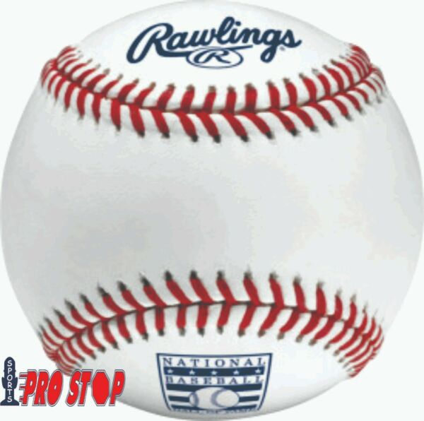 Rawlings Official HOF Baseball HALL OF FAME Boxed MANFRED