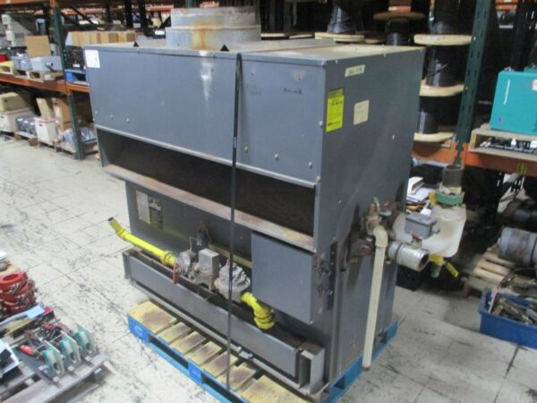Teledyne Laars Natural Gas Hot Water Boiler HH1010IN09K1A 1010000 BTU Input Used $6000.00