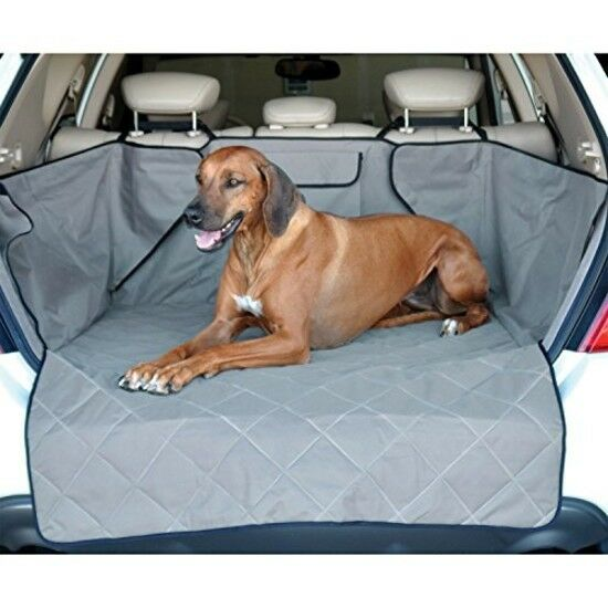 KampH Pet Products Quilted Vehicle Cargo Cover