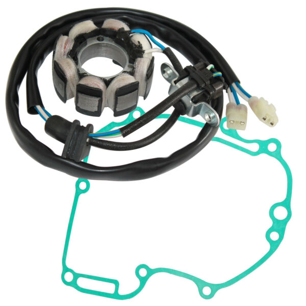 Stator And Gasket for Honda CRF250R CRF250 R 2004 2005 2006 2007 2008 2009 $53.27