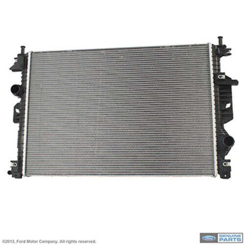 Radiator For 2013-2018 Ford C Max 2.0L 4 Cyl 2014 2015 2016 2017 Motorcraft