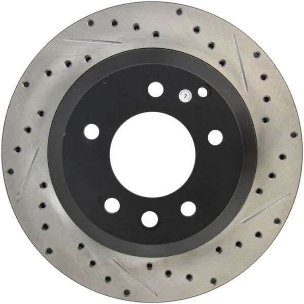 StopTech 127.33078L StopTech Sport Rotor Fits 03-18 Cayenne Q7 Touareg