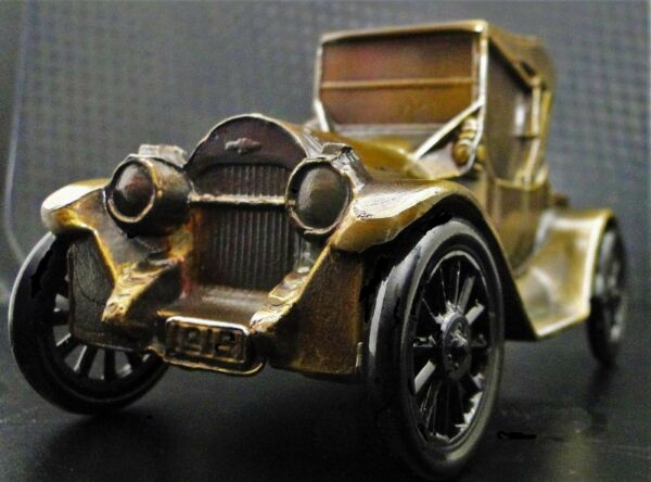 Antique Vintage Chevy Built Sport Car 1910s 1 25 Race GT 24 Metal 12 Model 18