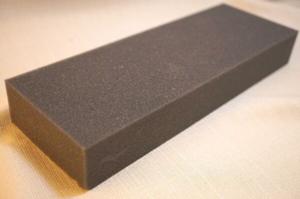 LOT Recycled foam packing open cell block shipping protection pad 1