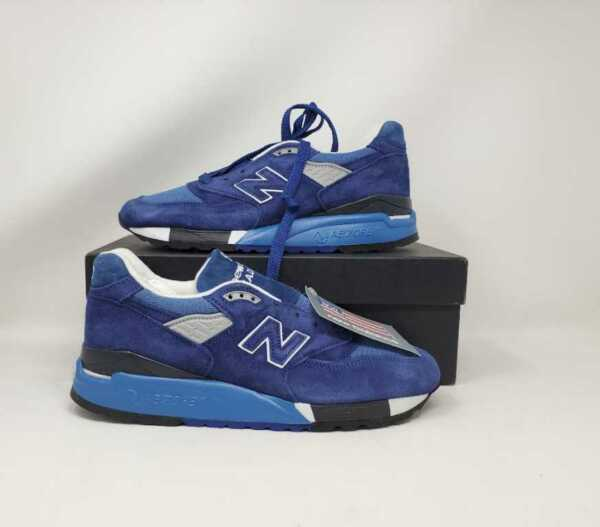NEW BALANCE FOR J CREW 998 NATIONAL PARK SNEAKERS DEATH VALLEY CRATER LAKE SHOES