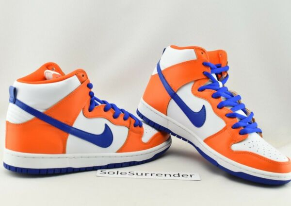 Nike SB x Danny Supa Dunk High TRD QS -CHOOSE SIZE- AH0471-841 Blue OG HI NO LID