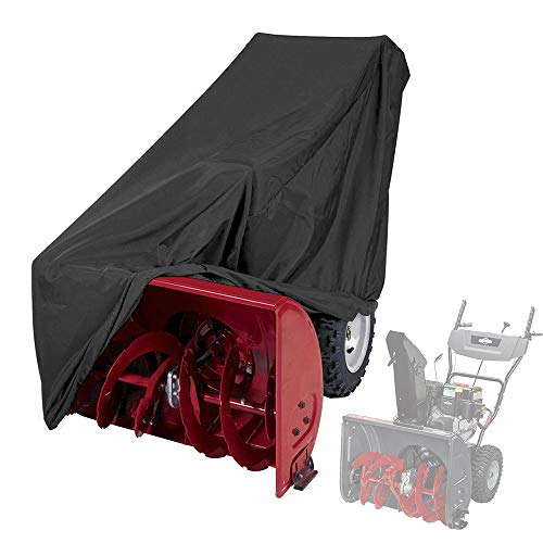 Himal Snow Thrower Cover-Heavy Duty PolyesterWaterproofUV ProtectionUniversal