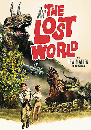 The Lost World (19601925) New DVD! Ships Fast!