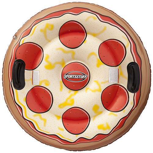 SPORTSSTUFF PIZZA Snow Tube (Open Box)