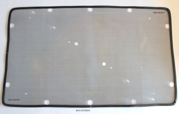 BRAND NEW VOLVO VNL 2004-2015 SERIES GRILLE BUG SCREEN GRILL BUG SCREEN ONLY