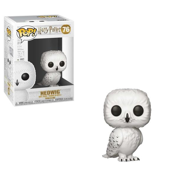 HARRY POTTER HEDWIG FUNKO POP BRAND NEW MOVIE 35510