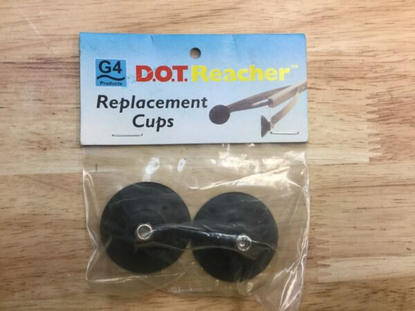 G4 Products D.O.T. Reacher Replacement Cups 1 Pair 2501 $7.99