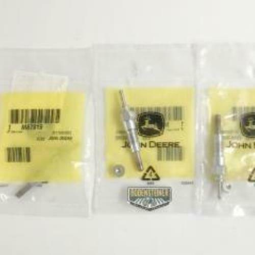 John Deere OEM Glow Plugs Set of 3 M87919