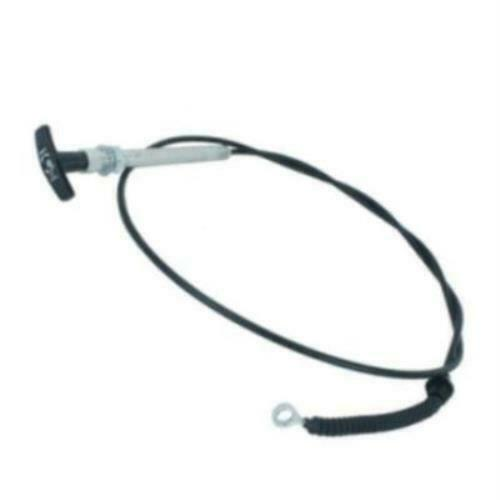 John Deere OEM Chute Deflector Cable AM134404