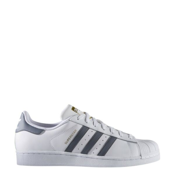 adidas Mens Superstar Foundation White - BY3714
