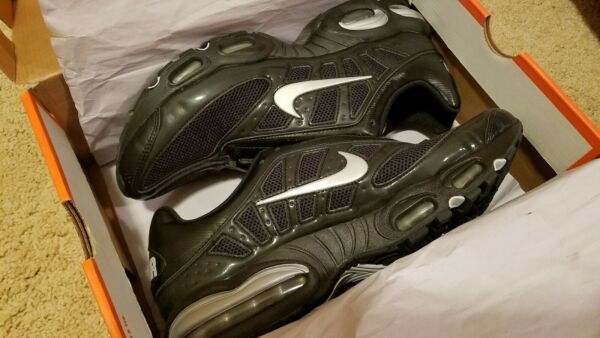 NEW NIKE AIR MAX TAILWIND 2008 MENS 11 DEAD STOCK RARE COLLECTOR SHOES