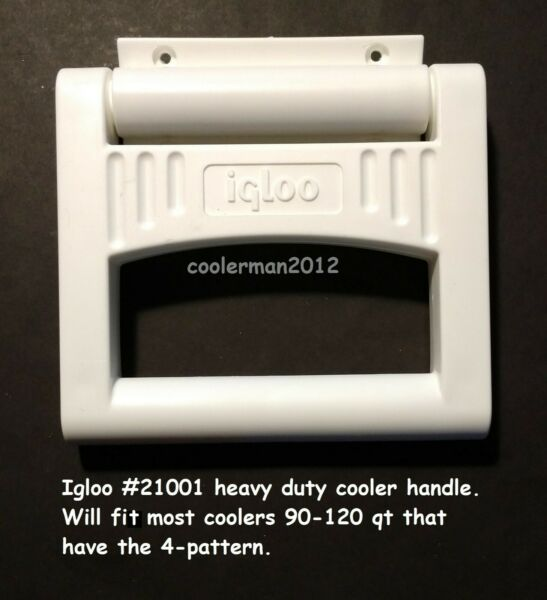 NEW # 21001 GENUINE 90-100 QT IGLOO COOLER REPAIR REPLACEMENT HEAVY DUTY HANDLE
