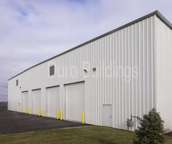 DuroBEAM Steel 100x200x20 Metal I-Beam Buildings Clear Span Structures DiRECT