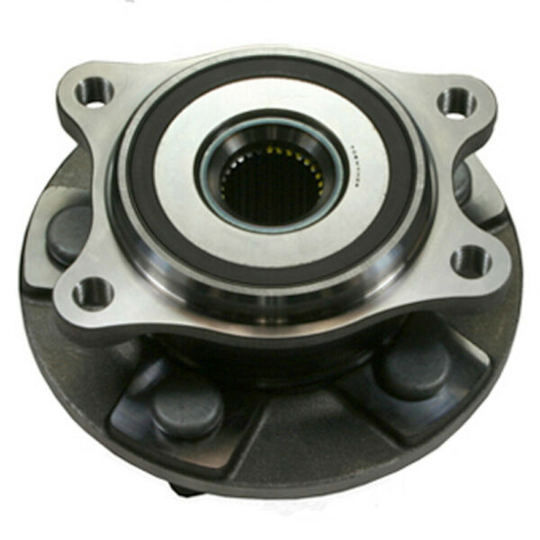 Axle Bearing and Hub Assembly-Premium Hubs Front Centric 401.44004