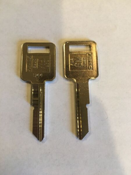 GM 2 1969 1973 1977 1981 91 Key Blanks Chevy Truck Blazer K10 K20 K5 C10 C20