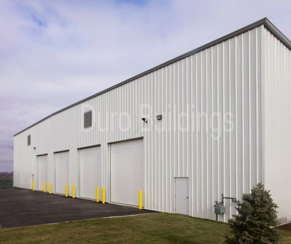 DuroBEAM Steel 50x100x25 Metal Building Storage Workshop Garage Structure DiRECT